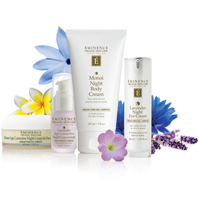 Eminence Age Corrective Night Collection