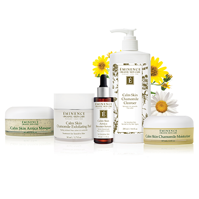 Eminence Organics Vitaskin Calm Skin Collection