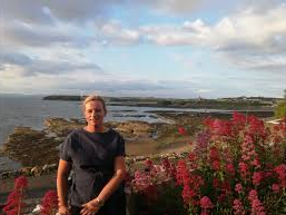 Johanna from Seabu Organic Therapies in Bundoran