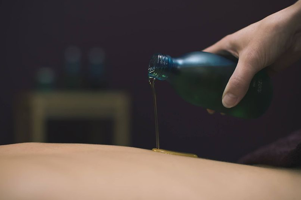 Made For Life Massage Oil