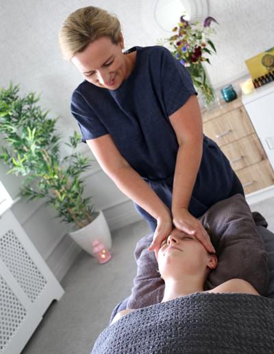 Seabu Massage with Johanna Daly